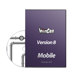 WinCan Version 8 Mobile Image