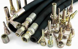 Hydraulic Fittings Image