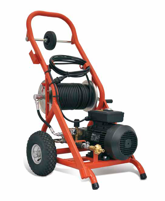 KJ-1590 II Electric Water Jetter Image