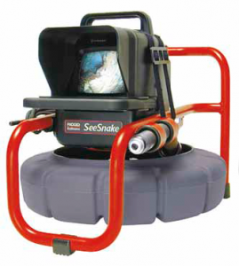 SeeSnake® Compact Video Inspection System Image