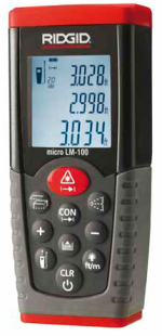 micro LM-100 Laser Distance Meter Image