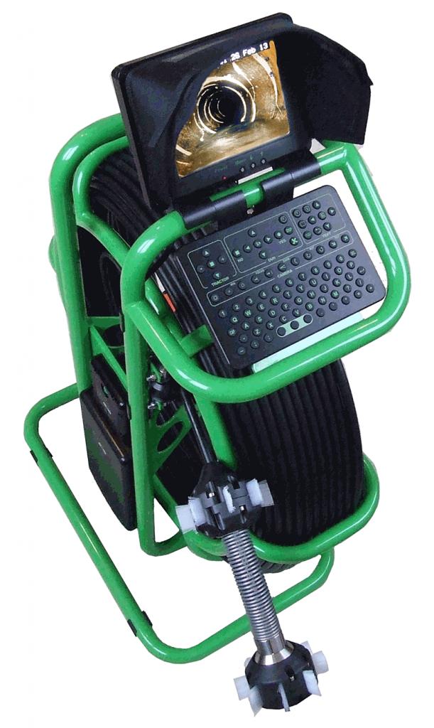 Troglotech T804 Camera System