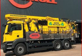 ADR Recycler for Munster Drain Services