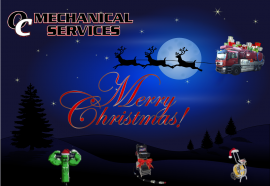 Best wishes from O'C Mechanical Services