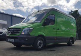 Van with vanpack for sale