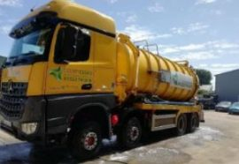 2014 Vacuum Tanker for sale